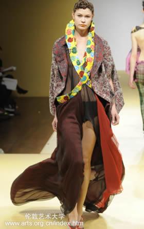 2008中央圣马丁服装设计毕业展(3)