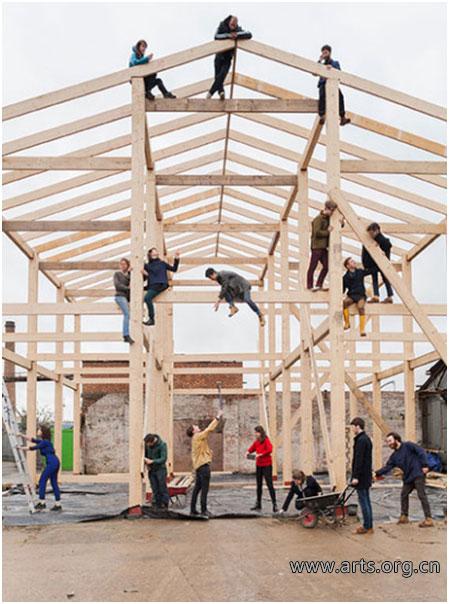 2015年透纳奖(Turner Prize)全部候选人都来自伦艺