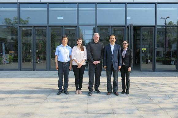 伦敦艺术大学与中央戏剧学院将进一步深化交流与合作