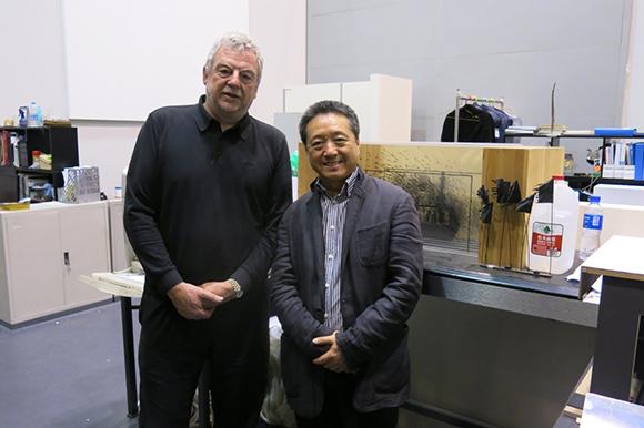 温布尔登学院将与中国国家大剧院合作举办欧美设计展