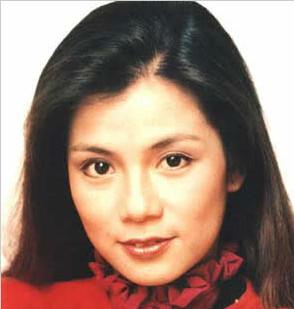 香港著名女演员:Barbara Yung Mei-ling(翁美玲)