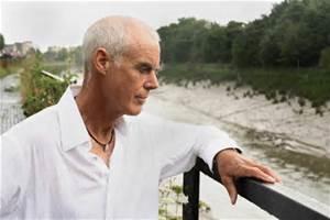 著名环境艺术家、雕塑家:Richard Long 理查德·隆