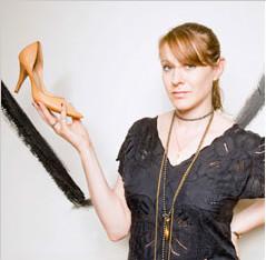 鞋类设计师:Georgina Goodman 乔治娜·古德曼