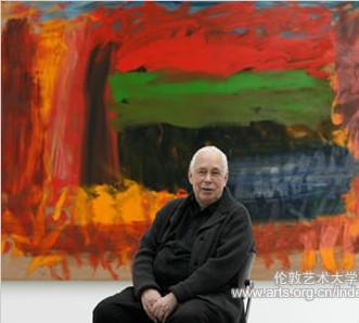 著名画家、版画家:Howard Hodgkin 霍华德·霍奇金