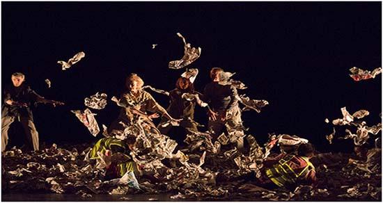 伦敦艺术大学与中国国家大剧院合办 为表演而设计 欧洲当代舞台美术