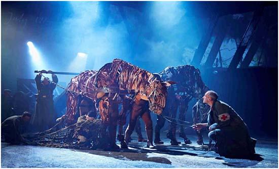 舞台剧战马