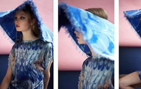 本科 时尚纺织品专业:印花
