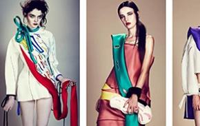 本科 时装设计与工艺专业:女装方向