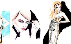 本科 时尚影像与插画专业