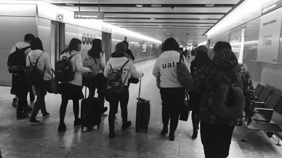 2016年伦敦艺术大学寒假班——带队李老师游记分享