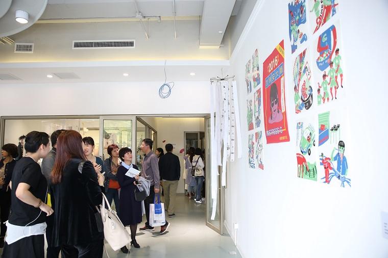 英伦艺大艺术中心(BACA)2016第六届艺术设计毕业展在京举行