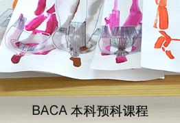 BACA本科预科课程