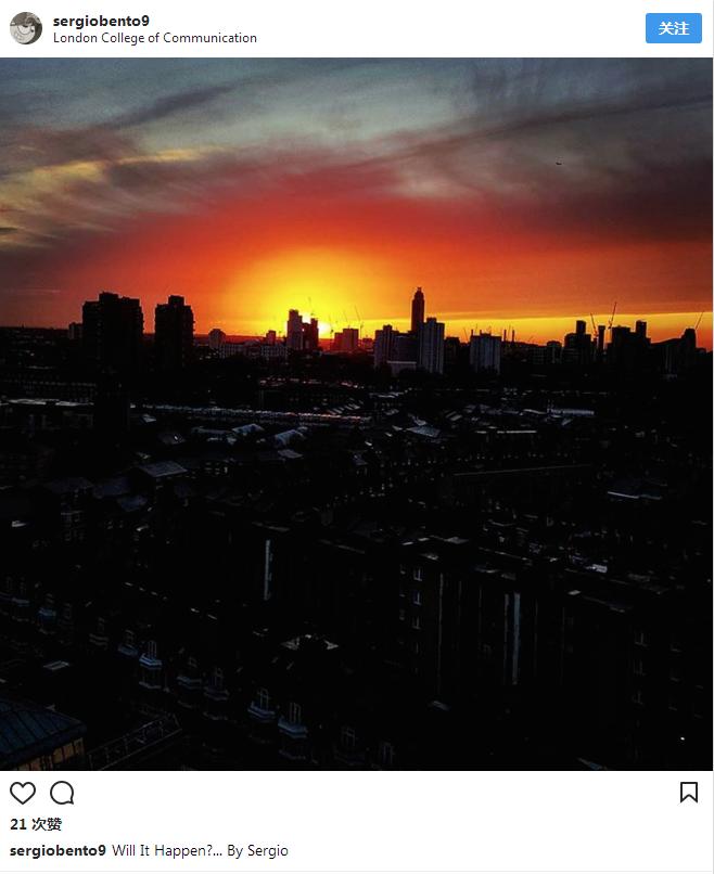 伦艺资讯|LCC 2017最受喜爱的Instagram图文