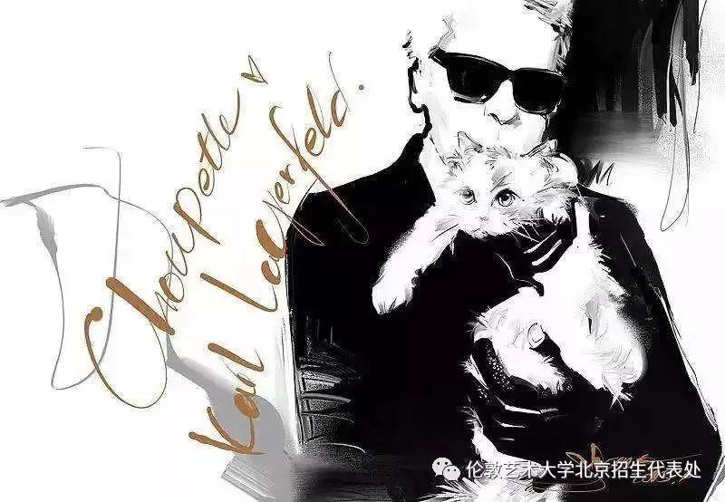 一个时代的结束,致敬传奇 !回顾Karl Lagerfeld创意无限的秀场设计!| 艺术资讯
