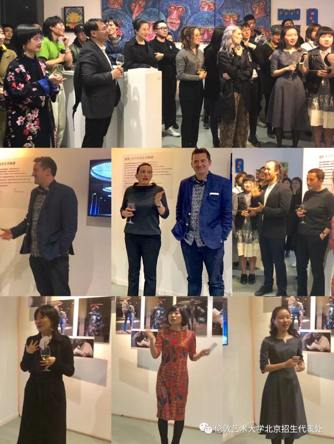 所以伦敦艺术大学年轻的艺术家们和策展人们聚一起能做到什么?