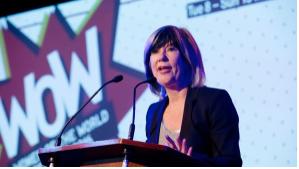 WOWxUAL:Judy Kelly加入国际妇女节活动