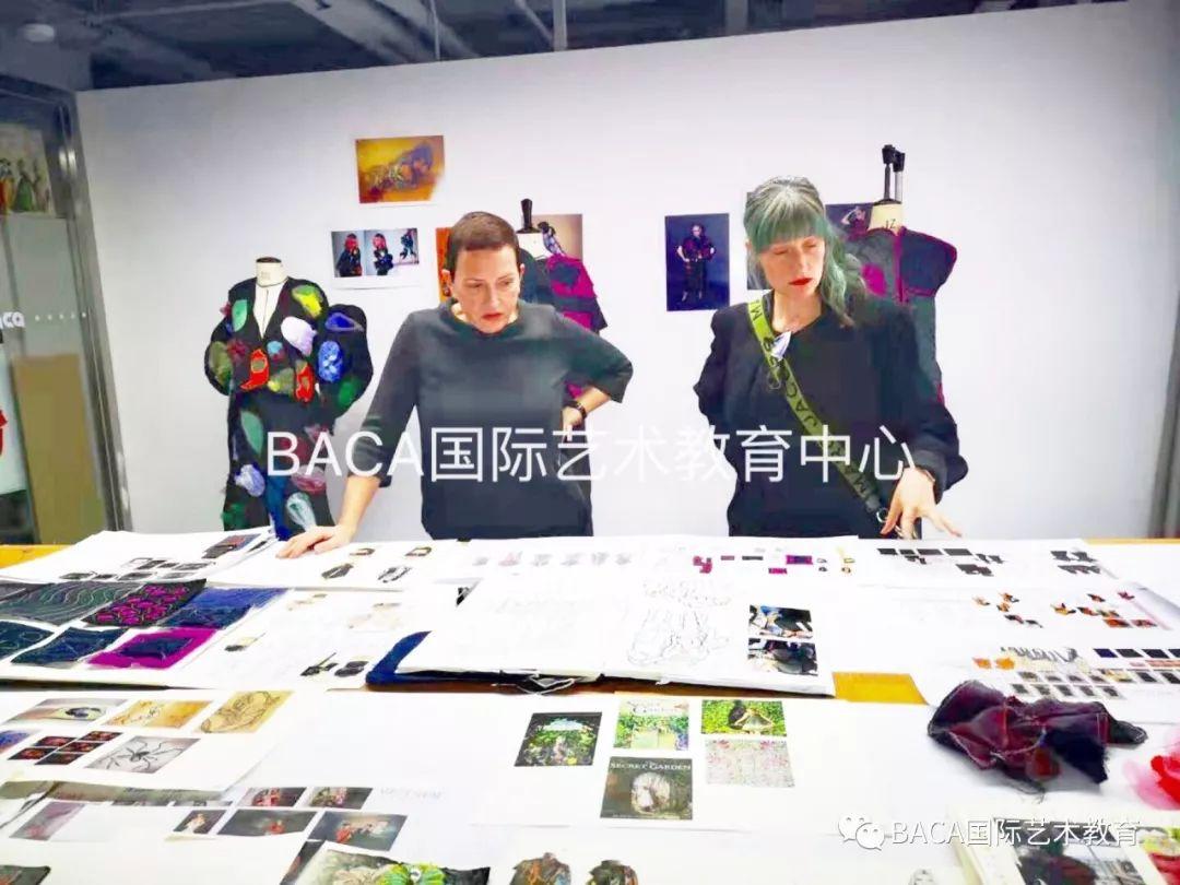 2018—2019 BACA国际艺术教育中心3月伦艺面试录取光荣榜