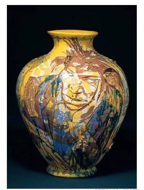 伦敦艺术大学陶艺作品