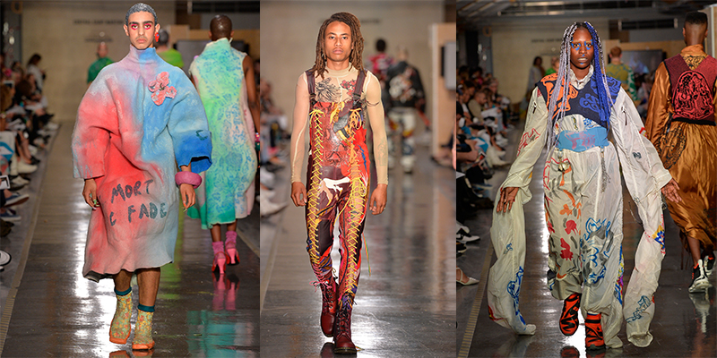 伦敦艺术大学中央圣马丁服装设计专业