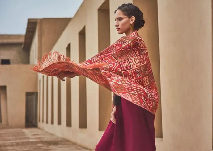 云彩的编织者:切尔西纺织设计学生将在时装和纺织博物馆展出作品