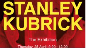 透过镜头:伦敦艺术大学与设计博物馆成为斯坦利·库布里克展览的官方合作伙伴