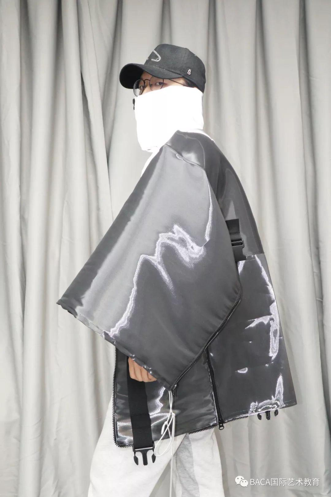 伦敦时装学院男装专业