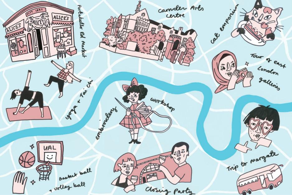 伦敦艺术大学有多难进?录取难度击败剑桥!BACA带你看最强新生分布