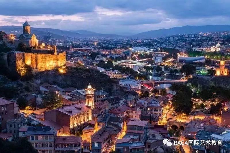 格鲁吉亚风景